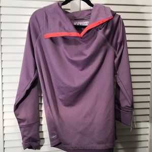 New Champion Tech Pullover with Cowl Neck XL